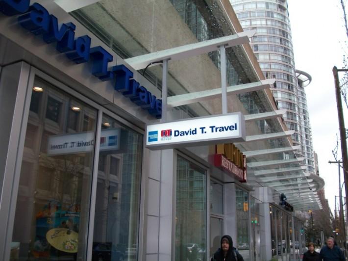 David T. Travel